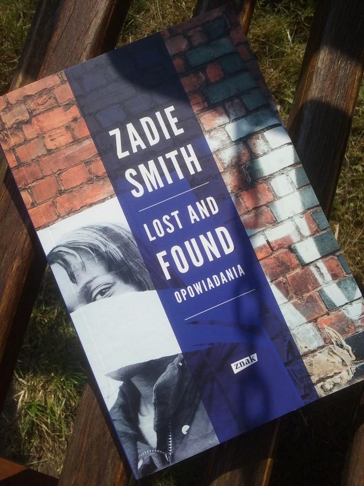 Lost and Found. Opowiadania - Zadie Smith