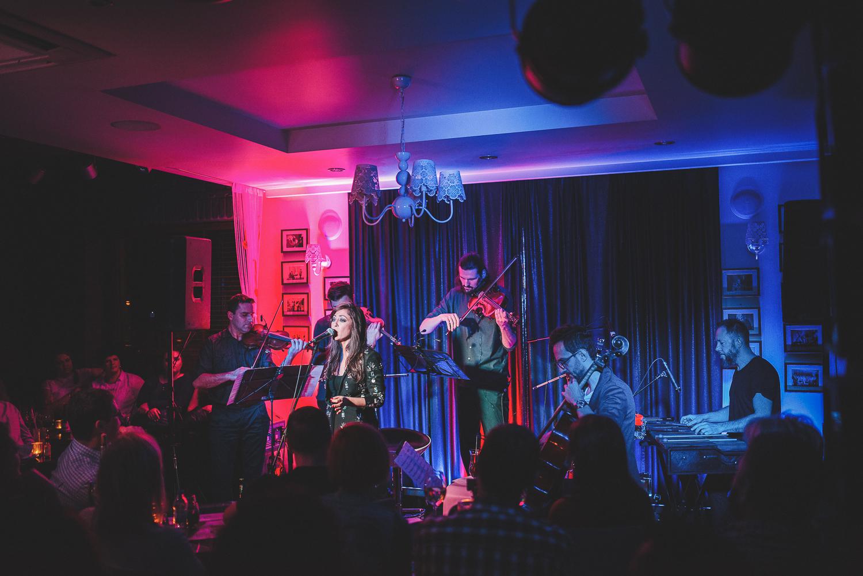 Natalia Kukulska & Atom String Quartet & Michał Dąbrówka