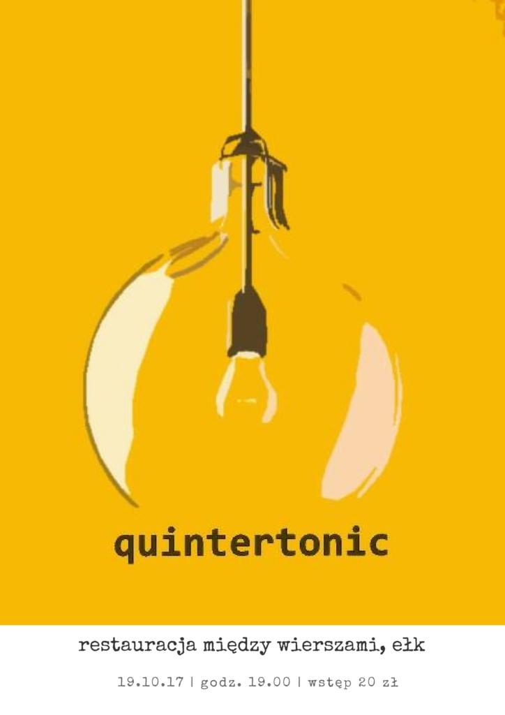quintertonic