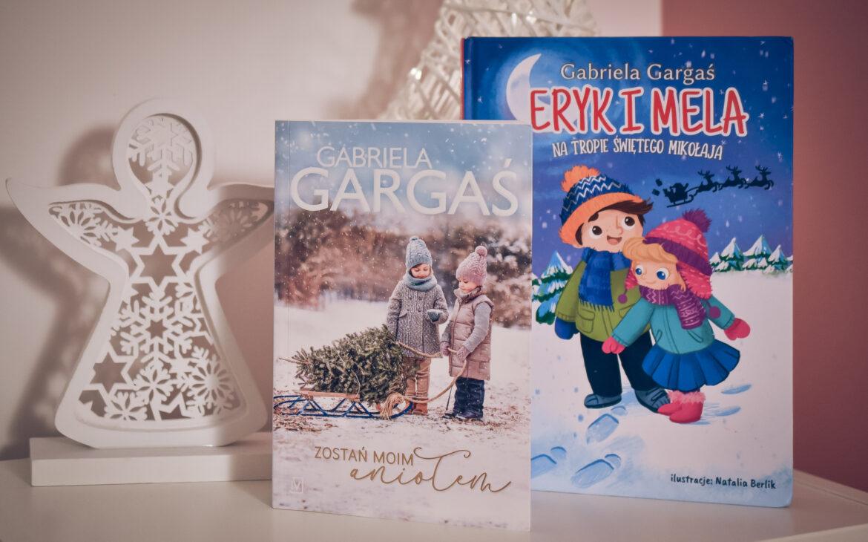 Zaczytane Święta z Gabrielą Gargaś